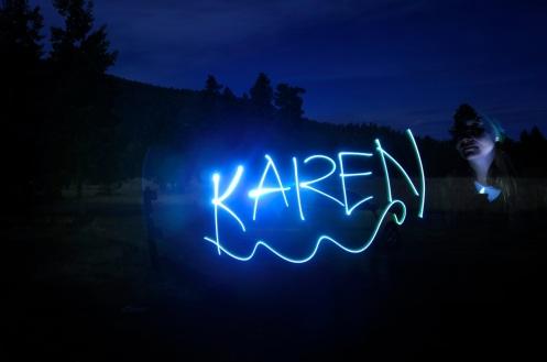 Undeadly Karen