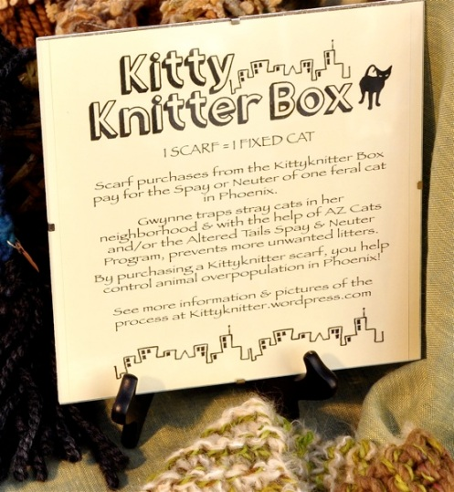 Kittyknitter Box's New Branding