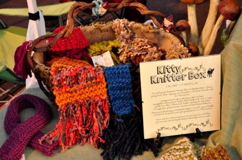 Kittyknitter Basket